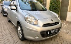 Jual Nissan March 1.2L 2012 harga murah di Jawa Timur