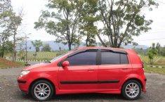 Jual Hyundai Getz 2004 harga murah di Sumatra Barat