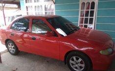 Sumatra Barat, jual mobil Hyundai Excel 2001 dengan harga terjangkau