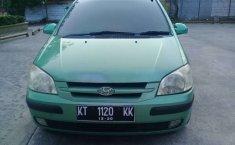 Kalimantan Timur, Hyundai Getz 2006 kondisi terawat