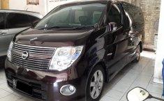 Jual mobil Nissan Elgrand HWS 2008 bekas di DKI Jakarta