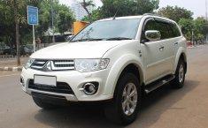 Dijual cepat Mitsubishi Pajero Sport Dakar 2.4 Automatic 2014, DKI Jakarta