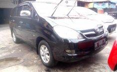 Jual mobil Toyota Kijang Innova 2.0 V 2007 harga murah di Sumatra Utara