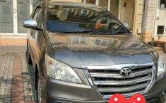 Mobil Toyota Kijang Innova 2014 2.5 G terbaik di Banten