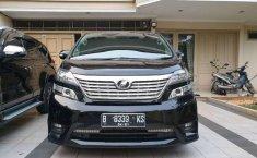 Toyota Vellfire 2011 DKI Jakarta dijual dengan harga termurah