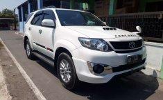 Jual Toyota Fortuner TRD 2013 harga murah di Jawa Tengah