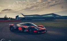 Aston Martin Konfirmasi Valkyrie WEC Tak Akan Pakai Mesin Hybrid