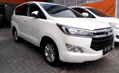 Jual mobil Toyota Kijang Innova 2.4V 2017 bekas di Sumatra Utara