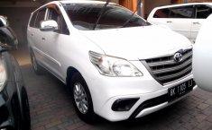 Jual cepat Toyota Kijang Innova 2.5 E 2015 di Sumatra Utara