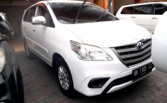 Jual mobil Toyota Kijang Innova 2.5 E 2015 bekas di Sumatra Utara