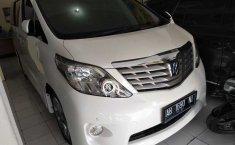 Mobil Toyota Alphard G 2010 dijual, DIY Yogyakarta
