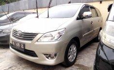 Dijual mobil Toyota Kijang Innova 2.5 G 2012 bekas, Sumatera Utara