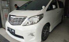 Mobil Toyota Alphard 2.4 NA 2010 dijual, Jawa Tengah
