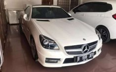 Mobil Mercedes-Benz SLK 2013 SLK 250 terbaik di Jawa Tengah