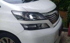 Mobil Toyota Vellfire 2012 V dijual, DKI Jakarta