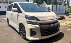 Jual Toyota Vellfire 2015 harga murah di DKI Jakarta