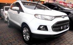 Jual cepat Ford EcoSport Titanium 2014 bekas, Sumatra Utara