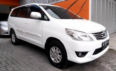 Dijual mobil bekas Toyota Kijang Innova 2.5 G 2012, Sumatra Utara