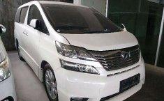 Jual mobil bekas murah Toyota Vellfire 2011 di Lampung