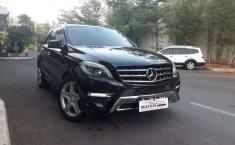 DKI Jakarta, jual mobil Mercedes-Benz M-Class ML 400 2014 dengan harga terjangkau