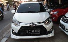Dijual mobil bekas Toyota Agya TRD Sportivo 2018 , Jawa Barat