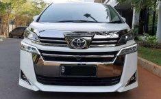 Mobil Toyota Vellfire 2018 G dijual, DKI Jakarta