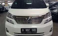 DKI Jakarta, Toyota Vellfire V 2011 kondisi terawat