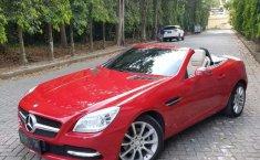 Mercedes-Benz SLK 2012 Sumatra Utara dijual dengan harga termurah
