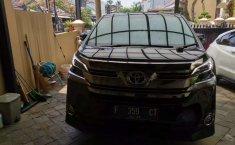 Jual cepat Toyota Vellfire G 2015 di DKI Jakarta