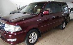 Jual mobil bekas murah Toyota Kijang LGX 2002 di Banten
