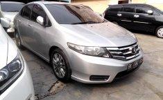 Jual mobil Honda City E 2012 harga murah di Sumatra Utara