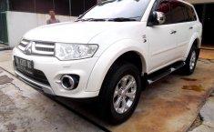 Jual mobil Mitsubishi Pajero Sport Dakar 2014 murah di Sumatra Utara