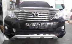 Dijual mobil bekas Toyota Fortuner 2.7 G TRD 2012, Sumatra Utara
