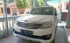 Jual mobil Toyota Fortuner TRD Sportivo A/T 2012 terbaik, Jawa Tengah