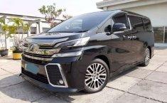 DKI Jakarta, Toyota Vellfire ZG 2015 kondisi terawat