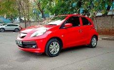 DKI Jakarta, Honda Brio Satya 2013 kondisi terawat