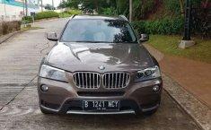 Jual BMW X3 2013 harga murah di DKI Jakarta