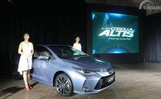 Review Toyota Corolla Altis Hybrid 2019: Mid-Size Sedan Toyota Semakin Tampil Ramah Lingkungan & Asyik Dikemudikan