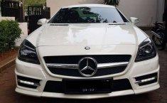 Mobil Mercedes-Benz SLK 2011 200 dijual, DKI Jakarta