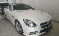 Mobil Mercedes-Benz SLK SLK 250 2012 terbaik di DKI Jakarta