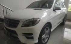 Jual mobil Mercedes-Benz M-Class ML 400 2014 murah di DKI Jakarta