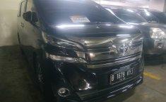 Jual cepat mobil Toyota Vellfire G 2015 , DKI Jakarta