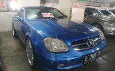 Jual mobil Mercedes-Benz SLK SLK 230 K 2000 bekas di DKI Jakarta