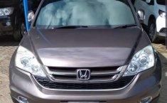 Mobil Honda CR-V 2010 2.4 terbaik di Sulawesi Selatan