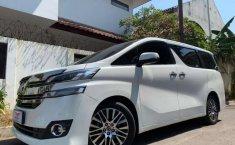 Toyota Vellfire 2017 DKI Jakarta dijual dengan harga termurah