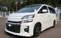 Jual mobil Toyota Vellfire G 2013 bekas di DKI Jakarta