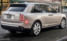 Gara-gara Lampu Rem Kurang Terang, Ratusan Unit Rolls Royce Cullinan Direcall