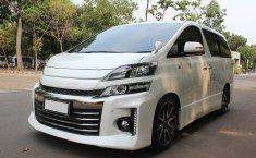 Jual mobil bekas murah Toyota Vellfire GS 2013 di DKI Jakarta