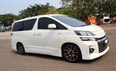 Mobil Toyota Vellfire 2.4 GS Matic 2013 dijual, DKI Jakarta