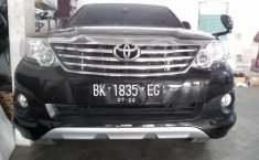 Jual mobil Toyota Fortuner 2.7 G TRD 2012 bekas, Sumatera Utara